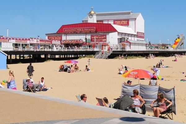 Great Yarmouth Beach (north)